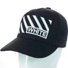 Купить Other Off White black / big white logo интернет магазин