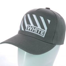 Купить Other Off White grey / big white logo интернет магазин