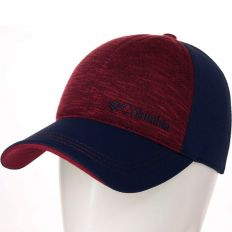 Купить Other на липучке Columbia burgundy / dark-blue интернет магазин