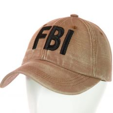 Купить Other FBI brown / black logo интернет магазин