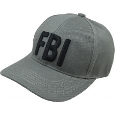 Купить Other FBI grey / black logo интернет магазин