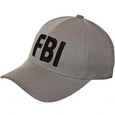 Купить Other FBI light-grey / black logo интернет магазин