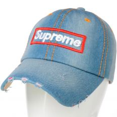 Купить Supreme light-blue jeans интернет магазин