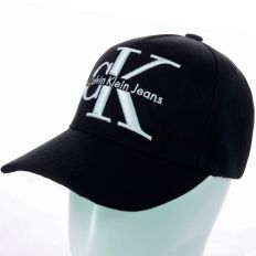 Купить Calvin Klein CK black / white big logo интернет магазин