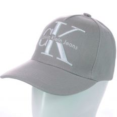 Купить Calvin Klein CK light-grey / white big logo интернет магазин