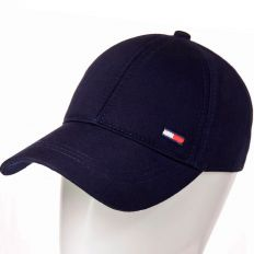 Купить Tommy Hilfiger  на липучке dark-blue small logo интернет магазин