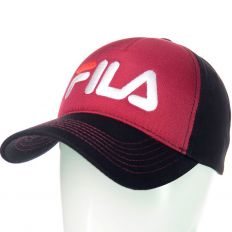 Купить Fila burgundy / black / white logo интернет магазин