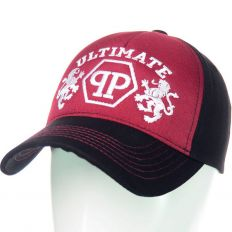 Купить Philipp Plein Ultimate burgundy / black интернет магазин
