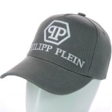 Купить Philipp Plein grey / white big logo интернет магазин