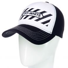 Купить Off-White big logo white / black интернет магазин