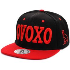 Купить OVOXO Large Inscription black/red интернет магазин