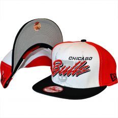 Купить Chicago Bulls Snapback Windy City red / white / black интернет магазин