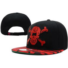 Купить Mishka Crossbones black / red интернет магазин