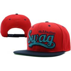 Купить SWAG on A Bazilion Snapback Black Red интернет магазин
