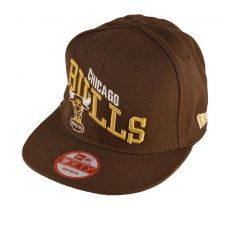 Купить Chicago Bulls Snapback brown / gray интернет магазин