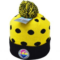 Купить Hats Pink Dolphin art.4 yellow/black dot интернет магазин