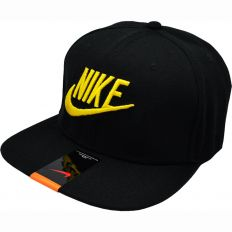 Купить Nike black / yellow logo интернет магазин