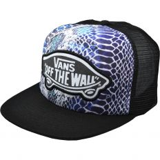 Купить Vans off the wall stars blue / red / black интернет магазин