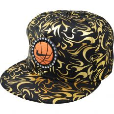 Купить Nike basketball black / gold интернет магазин