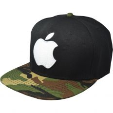 Купить Other Apple camo / black / white logo интернет магазин