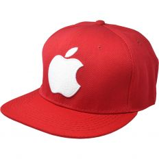 Купить Other Apple red / white logo интернет магазин